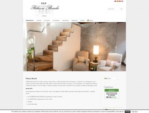 Palazzo Bruchi Bed and Brakfast